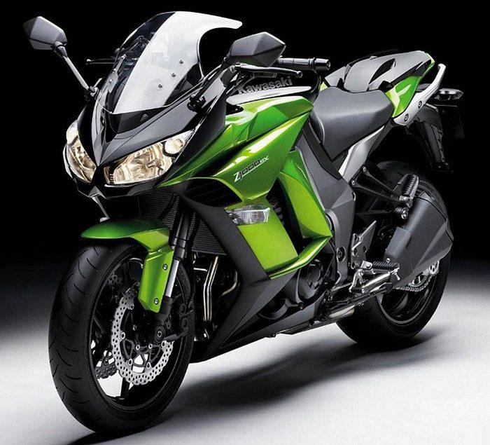 Kawasaki Z 1000 SX 2012 - 9