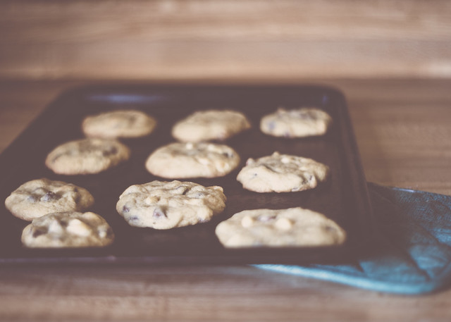 ~Fact #5 Life is better with fresh baked cookies!