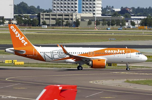 EasyJet (NEO Livery) A320-200NEO G-UZHA