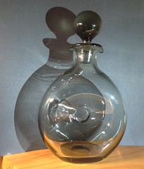 Sherry or Whisky decanter to give to Vinnies....