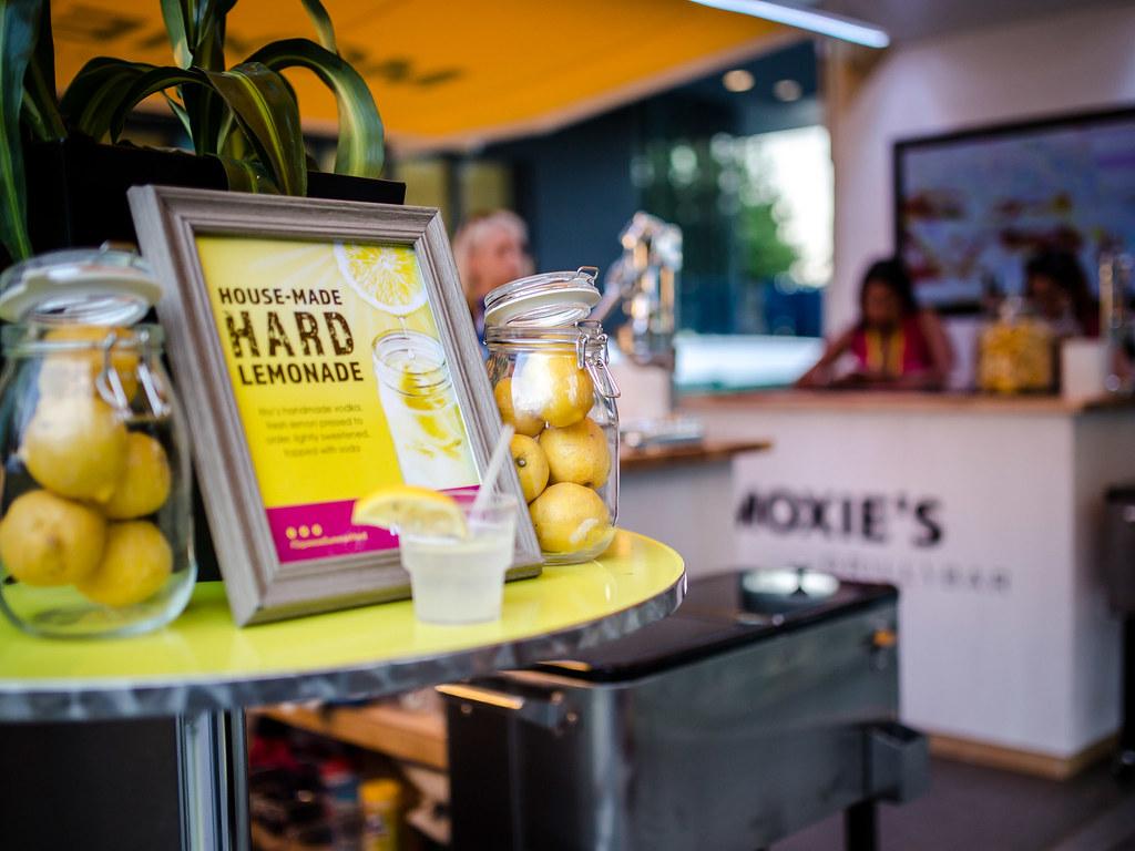 Moxie's Hard Lemonade