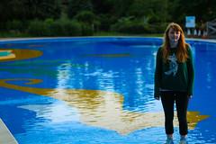 Pool byyyyy myyyyself