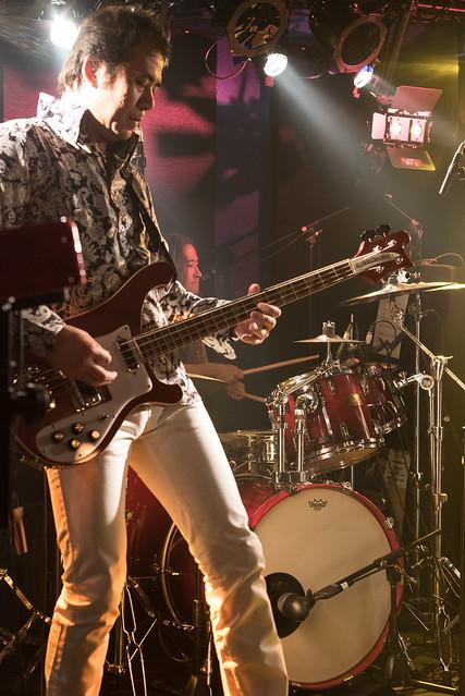 Tangerine live at 獅子王, Tokyo, 27 Jun 2017 -00071