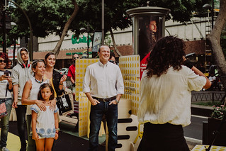 Dinamización MetroGuagua - Jueves 6 de Julio
