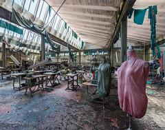 Textil factory
