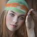 Jess Green & Orange by PNK_Photo