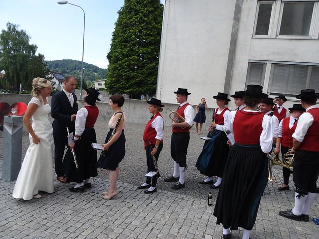 Hochzeit Theresia und Gerhard