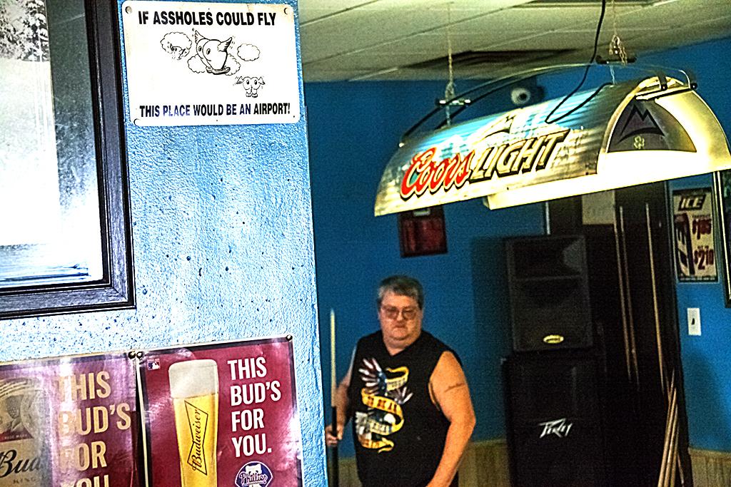 IF ASSHOLES COULD FLY at Old Philadelphia Bar--Kensington