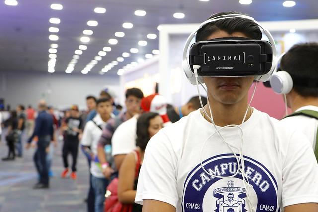 iAnimal en Campus Party 2017