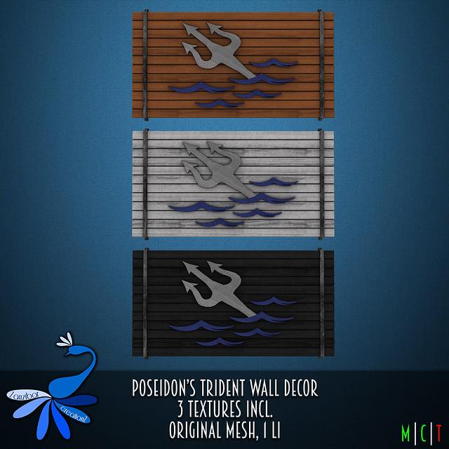 ZcZ Seafarer Poseidons Trident