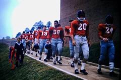 Found Photo - Howard College Football Game - Homewood, Alabama