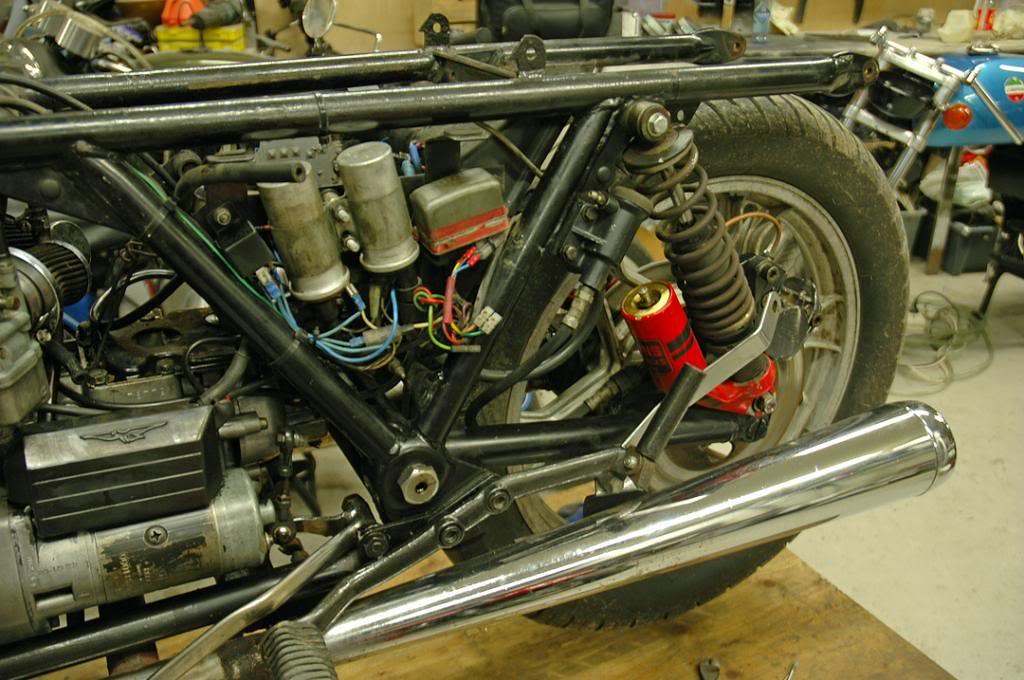 Moto Guzzi SP 1000 - 1983 - Page 2 35030915193_0dbf98e53b_b