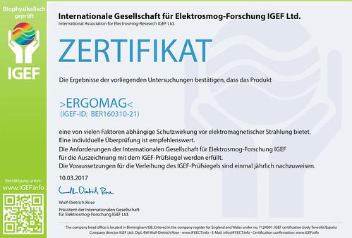 IGEF-ZERTIFIKAT-BER