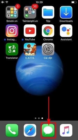 Hướng dẫn ẩn thông báo tin nhắn trên iPhone - Cách tắt thông báo tin nhắn trên iPhone
