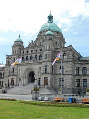 BC Parliament Building