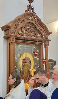 Божественная литургия 264