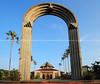 Masjid Kampus UGM (College Mosque of Gadjah Mada University) by Indonesian-based photographer & story teller