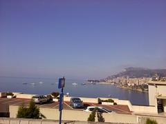 Menton, Monaco, Nice