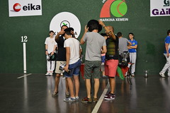 Bizkaiko Herriarteko Zesta-Punta Txapelketa 2017