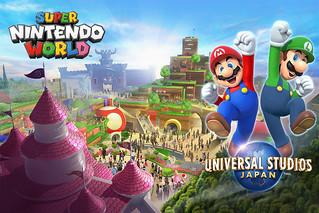 環球影城最新遊樂設施「SUPER NINTENDO WORLD」動工!《瑪利歐賽車》設施預定登場!