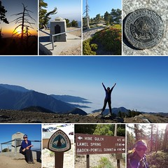 lovz2hike.com Mt Baden Powel 2016