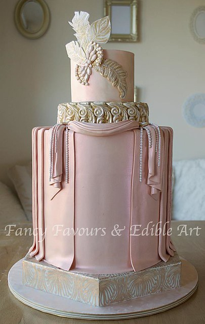 Cake by Fancy Favours & Edible Art