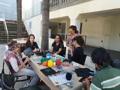 Oficina de Convivência estimula reflexões acerca do feminino