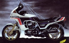 Honda CX 650 Turbo 1984 - 3