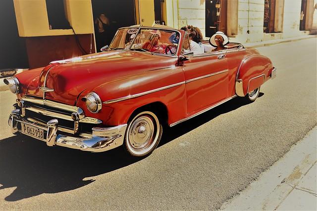 Cuba car, Fujifilm X-Pro2, XF16mmF1.4 R WR