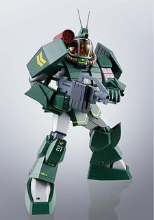 HI-METAL R 《太陽之牙 達格拉姆》連邦軍主力「索爾迪克 H8 蘭德菲薩」 !ソルティック H8 ラウンドフェイサー