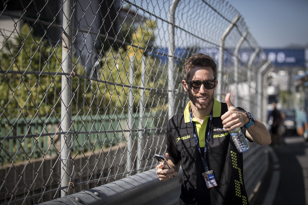 GUERRIERI Esteban (arg) Chevrolet RML Cruze team Campos racing ambiance portrait during the 2017 FIA WTCC World Touring Car Championship race of Portugal, Vila Real from june 23 to 25 - Photo Gregory Lenormand / DPPI