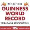 Grab your flower crowns, connect your eyebrows, throw on a shawl, and head to the DMA to be part of a record-setting event. The DMA and the LatinoCLD are partnering to set the Guinness World Record for the largest gathering of people dressed as Frida Kahl