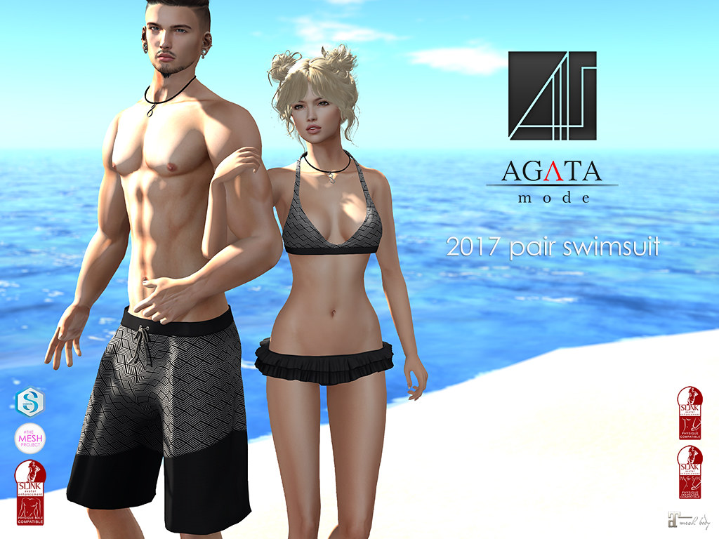 2017 Swimsuit @ Kustom9 - SecondLifeHub.com