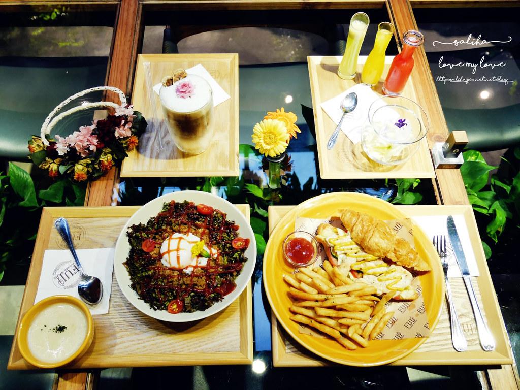 台北信義區花店咖啡館餐廳推薦FUJI FLOWER CAFE (16)