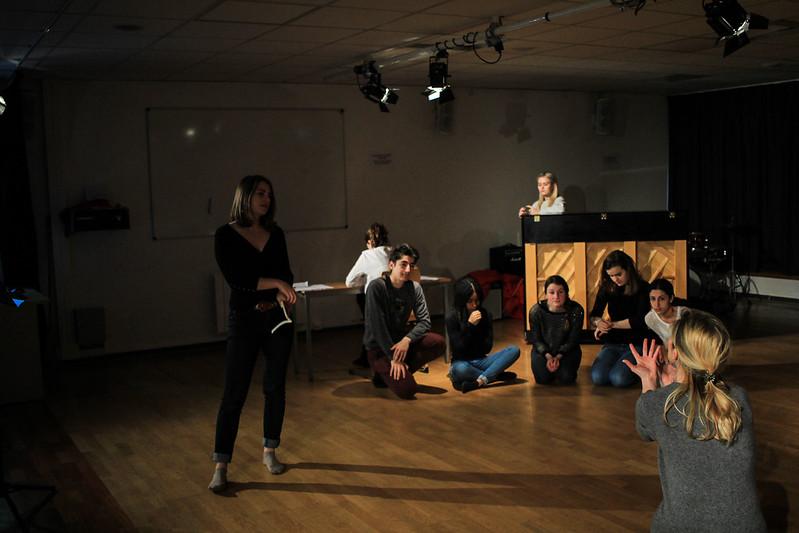 Atelier Théâtre - Les Suppliants - 8