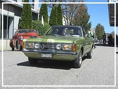 Ford Taunus TC1 GXL, 1973