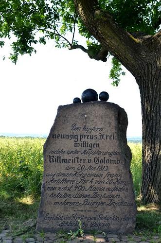 051 Ditmaal van ritmeester Von Colomb in 1813.