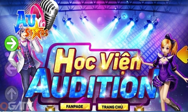 Au Stars – Học Viện Audition v1.3.0 Hack Auto Perfect cho Android