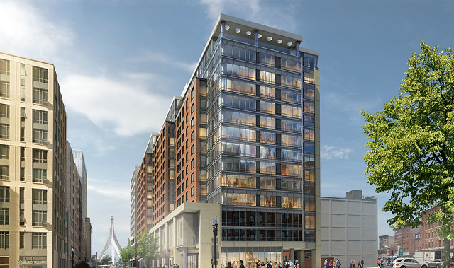 The Beverly in Bulfinch Triangle