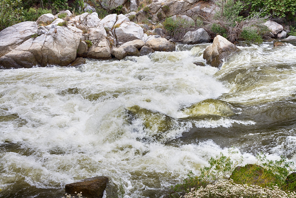 Kern River Rapids