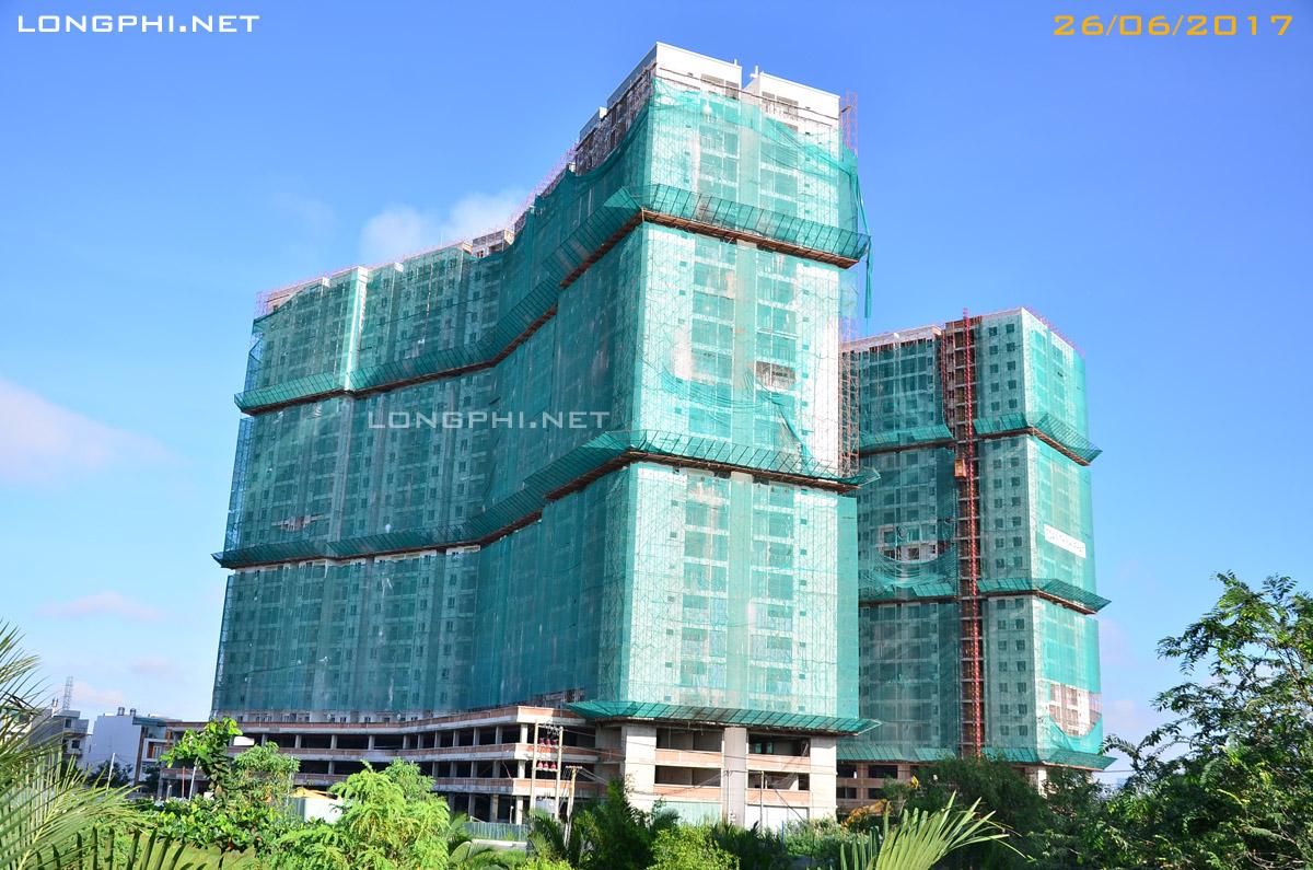 Tháp Nam M2 và tháp Bắc M1 Jamona Apartment Luxury Home quận 7.