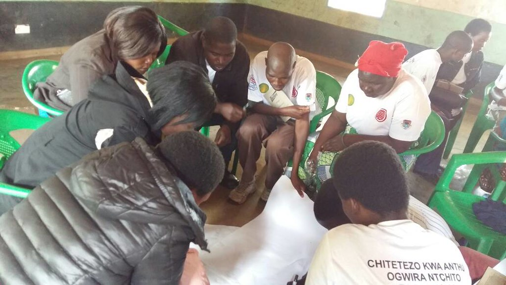 2017-6-30~7-1 Malawi: Training of trainers workshop in Blanytre