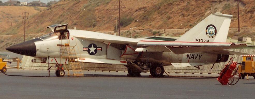 F-111B 151972 at Hughes