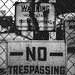 No Trespassing by Fredrick March (Tog)