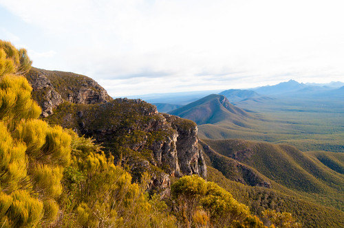 Sweeping Mountains - Stirling Ranges | by Jonno Gilbert Photography