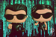 Neo & Trinity