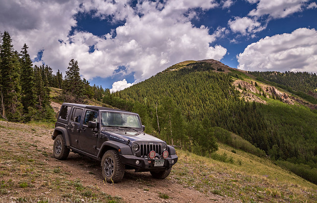 Jeep & Whipple