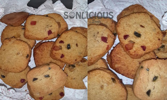 Baked Cookies Without Oven