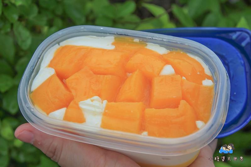 彰化芒果奶酪 005