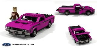 Ford Falcon XA GT Ute (1972)